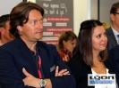 Jérôme VANDEWALLE, organisateur, Excellcom et Mme Claudie ESCUDE, présidente de PERICA