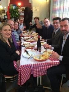 Le club les Plaisirs Gourmands a réuni ses partenaires pour fêter la parution de la 17ème édition du guide