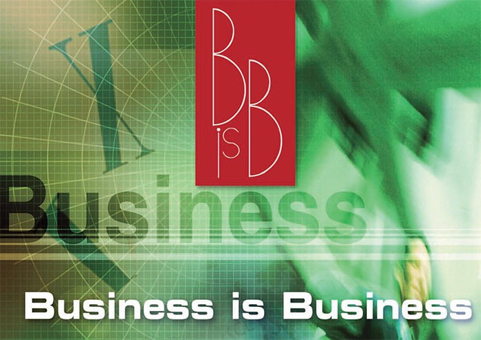 Business is Business - réseau d'affaires