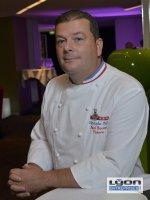 Christophe Muller chef des restaurants et brasseries Paul Bocuse