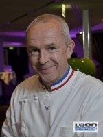 Philippe Girardon chef étoilé du Domaine de Clairefontaines