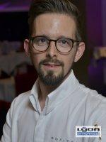 Benjamin Stammler, chef pâtissier Hotel Sofitel Lyon