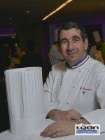 Guy Lassaussaie chef étoilé du restaurant Gastronomique à Chasselay
