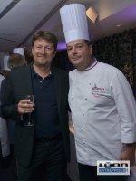 Christophe Muller, chef étoilé de Paul Bocuse et Jérome Wandevalle