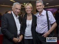 Le confiturier Philippe BRUNETON, meilleur ouvrier de France avec Marie Françoise Bonnardet Michel Prudhomme lyon Entreprises