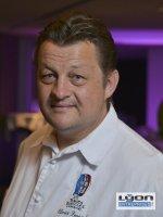 Olivier Degand, Chef de l'Hostellerie la Ferme du Poulet, restaurant gastronomique