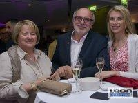 Participants au 20 ème anniversaire des Gastronomes de Lyon au Sofitel de Lyon