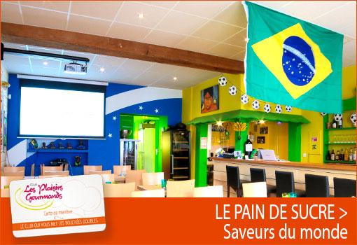 """Le Déjeuner Network #84 se fera au restaurant """"Le Pain de Sucre"""" [Jeudi 23/11]"""